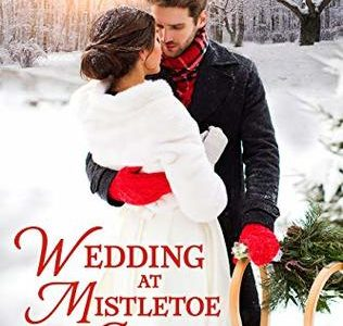 * Review * WEDDING AT MISTLETOE CHALET by Dani Collins