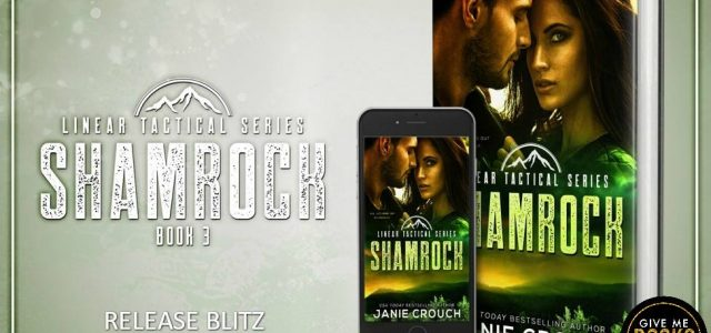 * Blog Tour/ Review / Excerpt * SHAMROCK by Janie Crouch