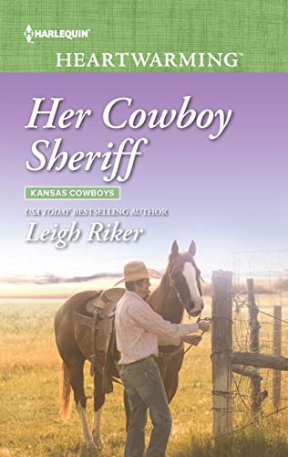 * Review * HER COWBOY SHERIFF by Leigh Riker