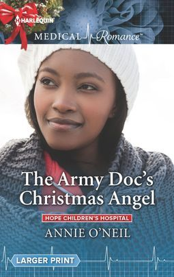 * Review * THE ARMY DOC'S CHRISTMAS ANGEL by Annie O'Neil