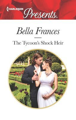 * Review * THE TYCOON'S SHOCK HEIR by Bella Frances
