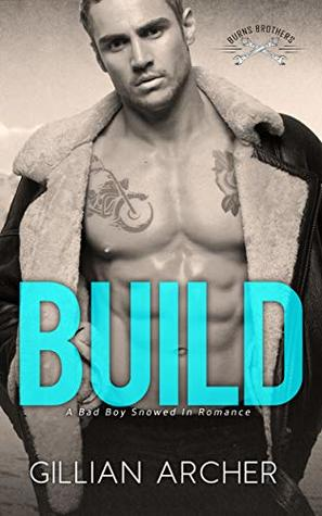 * Blog Tour/Review * BUILD by Gillian Archer