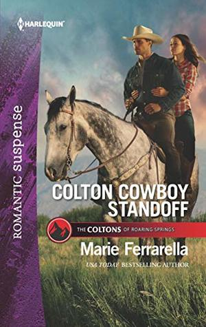 * Review * COLTON COWBOY STANDOFF by Marie Ferrarella