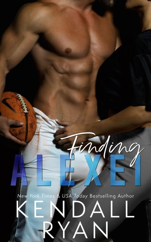 * Review * FINDING ALEXEI by Kendall Ryan