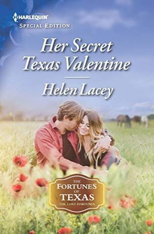 * Review * HER SECRET TEXAS VALENTINE by Helen Lacey