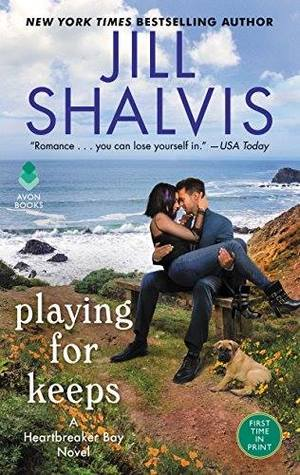 * Blog Tour/Review/Excerpt/Giveaway * PLAYING FOR KEEPS by Jill Shalvis