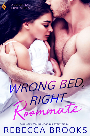 * Release Blitz / Review * WRONG BED, RIGHT ROOMMATE by Rebecca Brooks
