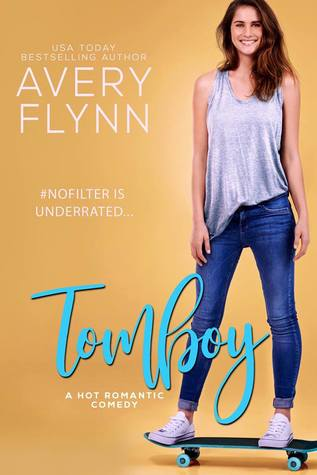 * Release Blast / Review / Excerpt * TOMBOY by Avery Flynn