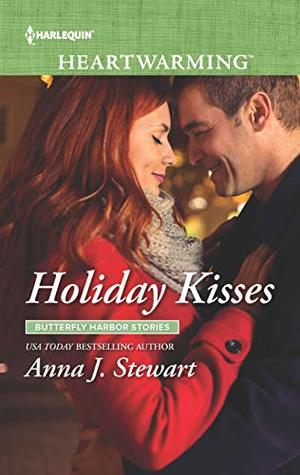 * Review * HOLIDAY KISSES by Anna J. Stewart