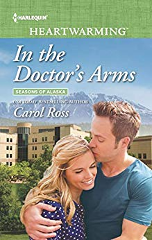 * Review * IN THE DOCTOR'S ARMS by Carol Ross