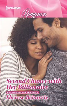 * Review * SECOND CHANCE WITH HER BILLIONAIRE by Therese Beharrie