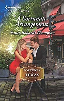 * Review * A FORTUNATE ARRANGEMENT by Nancy Robards Thompson