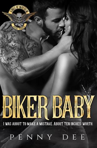 * Release Blast/Review * BIKER BABY by Penny Dee