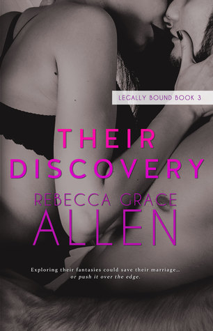 *Blog Tour/Review * THEIR DISCOVERY by Rebecca Grace Allen