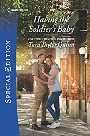 * Review * HAVING THE SOLDIER'S BABY by Tara Taylor Quinn