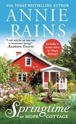 * Review * SPRINGTIME AT HOPE COTTAGE by Annie Rains
