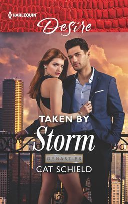 * Review * TAKEN BY STORM by Cat Schield