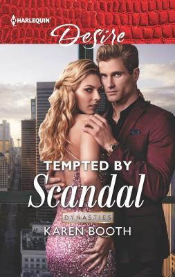 * Review * TEMPTED BY SCANDAL by Karen Booth