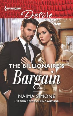 * Review * THE BILLIONAIRE'S BARGAIN by Naima Simone