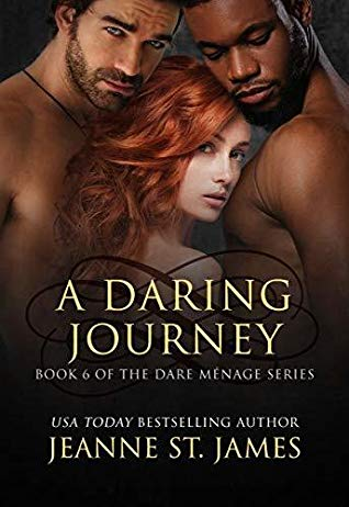 A Daring Journey by Jeanne St. James