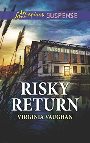 * Review * RISKY RETURN by Virginia Vaughan