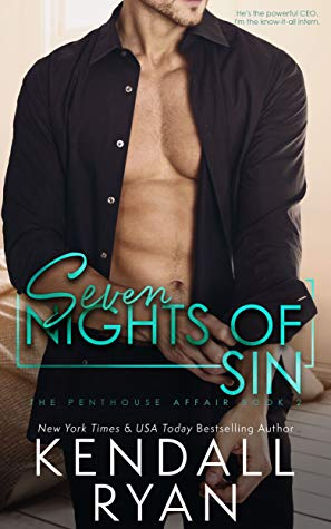 * Review * SEVEN NIGHTS OF SIN by Kendall Ryan