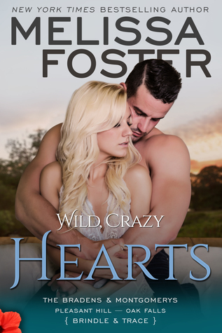 * Blog Tour/Review * WILD, CRAZY HEARTS by Melissa Foster