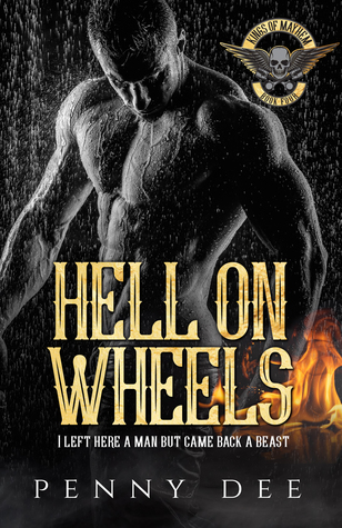 * Release Blast/Review * HELL ON WHEELS by Penny Dee