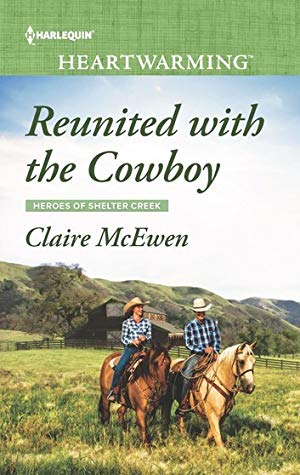 * Review * REUNITED WITH THE COWBOY by Claire McEwen