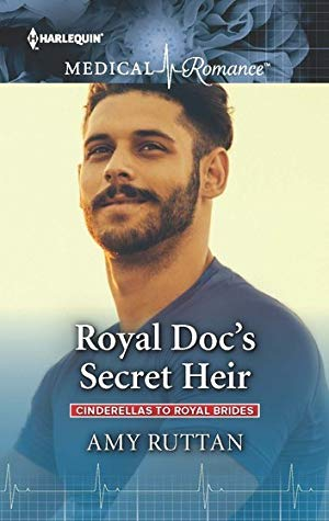 Royal Doc's Secret Heir by Amy Ruttan