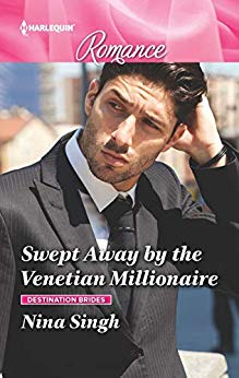 * Review * SWEPT AWAY BY THE VENETIAN MILLIONAIRE by Nina Singh