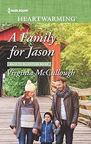 * Blog Tour/Review/Giveaway * A FAMILY FOR JASON by Virginia McCullough