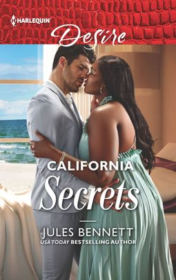 * Review * CALIFORNIA SECRETS by Jules Bennett