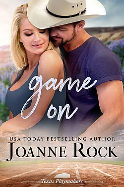 * Release Blitz/Review/Excerpt * GAME ON by Joanne Rock
