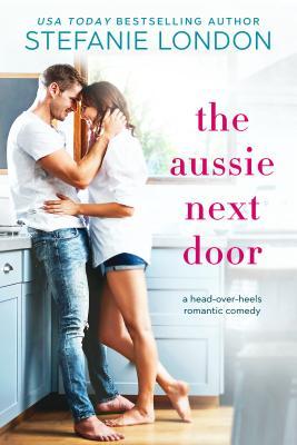 * Review * THE AUSSIE NEXT DOOR  by Stefanie London