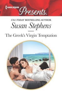 * Review * THE GREEK'S VIRGIN TEMPTATION by Susan Stephens