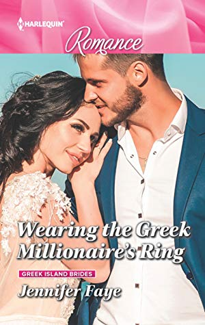 Wearing the Greek Millionaire's Ring by Jennifer Fay