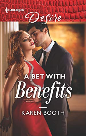 * Review * A BET WITH BENEFITS by Karen Booth