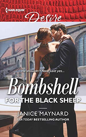 * Review * BOMBSHELL FOR THE BLACK SHEEP by Janice Maynard
