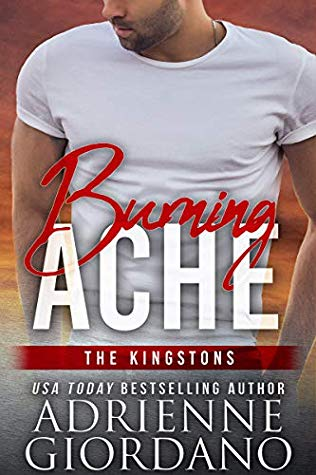 * Review * BURNING ACHE by Adrienne Giordano