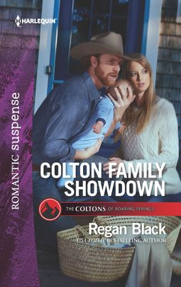 * Review * COLTON FAMILY SHOWDOWN by Regan Black
