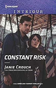 * Review * CONSTANT RISK by Janie Crouch