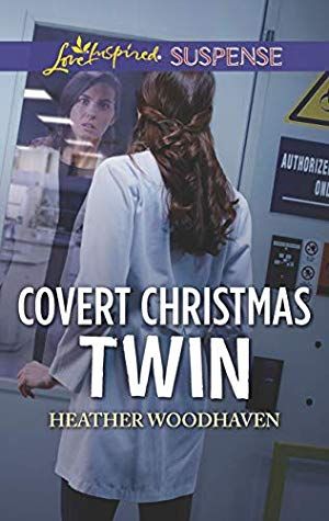 * Review * COVERT CHRISTMAS TWIN by Heather Woodhaven