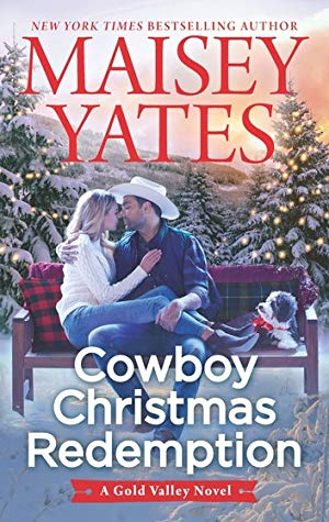 * Review * COWBOY CHRISTMAS REDEMPTION by Maisey Yates