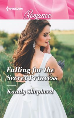 * Review * FALLING FOR THE SECRET PRINCESS by Kandy Shepherd