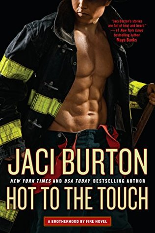* Review * HOT TO THE TOUCH by Jaci Burton