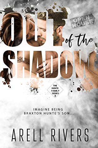 * Review * OUT OF THE SHADOW by Arell Rivers