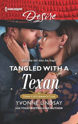 * Review * TANGLED WITH A TEXAN by Yvonne Lindsay