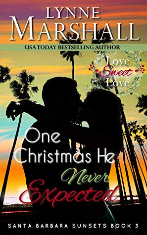 * Review * ONE CHRISTMAS HE NEVER EXPECTED by Lynne Marshall