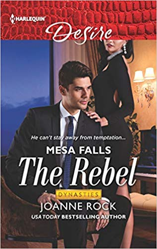 * Review * THE REBEL by Joanne Rock